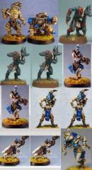Pharaohs of Vihktora Team #1