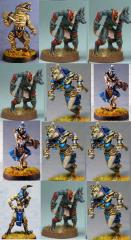 Pharaohs of Vihktora Team #3