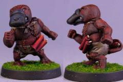 Platypus Bomber