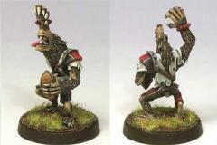 Werewolf Runner
