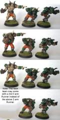 Beastface Beastmen