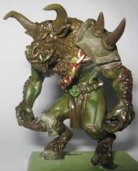 Beastface Minotaur