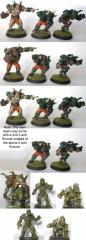 Beastface Chaos Team