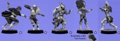 Dark Elf Star Player Pack (Metal)