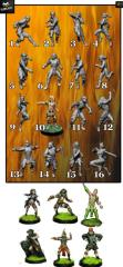 MK1881 Tanatos Dark Elf Team