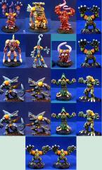 Necronomicon Team (Resin)