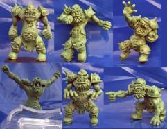 Ogre & Imp Deluxe Team (Resin)