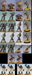 Pharaohs of Wihktora Deluxe Team