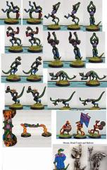RAFM Reptiliad Deluxe Team