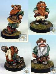 Scotling 4 Player Pack (Resin)
