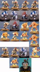 Thunder Hammer Dwarf Deluxe Team