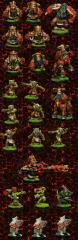 Rolljordan Volmarian Dwarf Team (Deluxe)