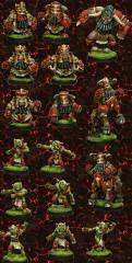 Rolljordan Volmarian Dwarf Team