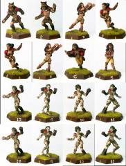 Timberline Elf Team #1