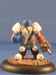 Street Brawl Dwarf #1