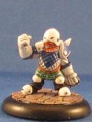 Street Brawl Dwarf #2