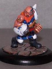 Street Brawl Dwarf #6