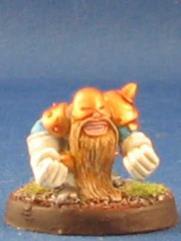 Street Brawl Dwarf #9