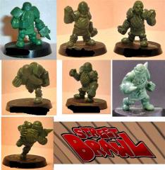 Thunder Hammer Dwarf Team #2