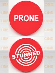 Prone/Stunned Tokens