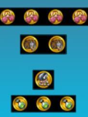 Elfball Extras Tokens (10)