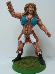 Valkyrie Giantess