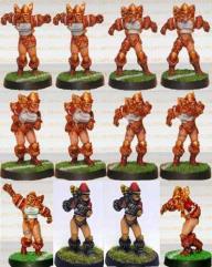 Valkyrie Team #1