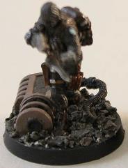 1st Highlanders S.A.S. w/Boarding Shotgun #1