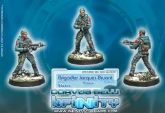 Brigadier Jaques Bruant w/Molotok
