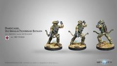 2nd Irregular Frontiersmen Battalion w/Tactical Bow