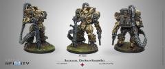 Blackjacks - 10th Heavy Ranger Battalion w/AP HMG