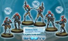 Neoterra Bolts w/Combi Rifle & Light Shotgun