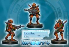 Invincible w/HMG