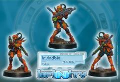 Invincible w/Multi Rifle