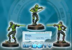 Ninja w/Combi Rifle