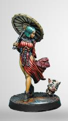Dragon Lady - Imperial Service Judge