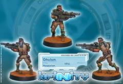 Ghulam Infantry w/HMG