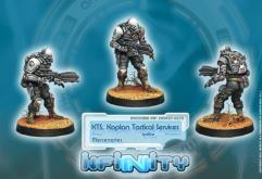 Kaplan Tactical Services w/Spitfire