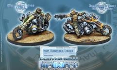 Kum Motorized Troops #3