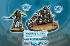 Kum Chieftain - Kasym Beg w/Chain Rifle