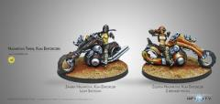 Kum Enforcers - Nazarova Twins