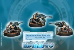 Moderator from Bakunin w/Multi Sniper Rifle