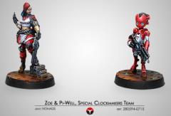 Zoe & Pi-Well