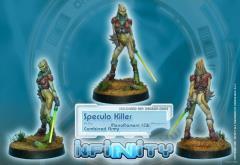 Speculo Killer w/Monofilament CCW