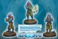 Morat Vanguard Infantry - Hacker