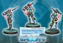 Zerat Special Missions Reg. w/Multi Spiper