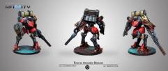 Raicho - Armored Brigade