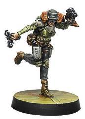 Warcos - War Correspondents (Stun Pistol)