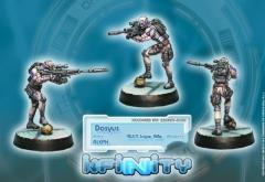 Dasyus w/Multi Sniper Rifle