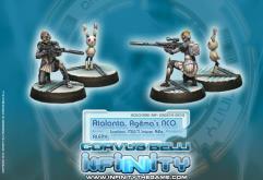 Atalanta - Agema's NCO & Spotbot